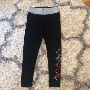 PINK Victoria Secret leggings, size small